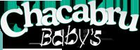 Chacabru Baby's e linha passeio Luky&Buky