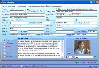 Registro do Sub-Representante do Escritório no Sistema SDR